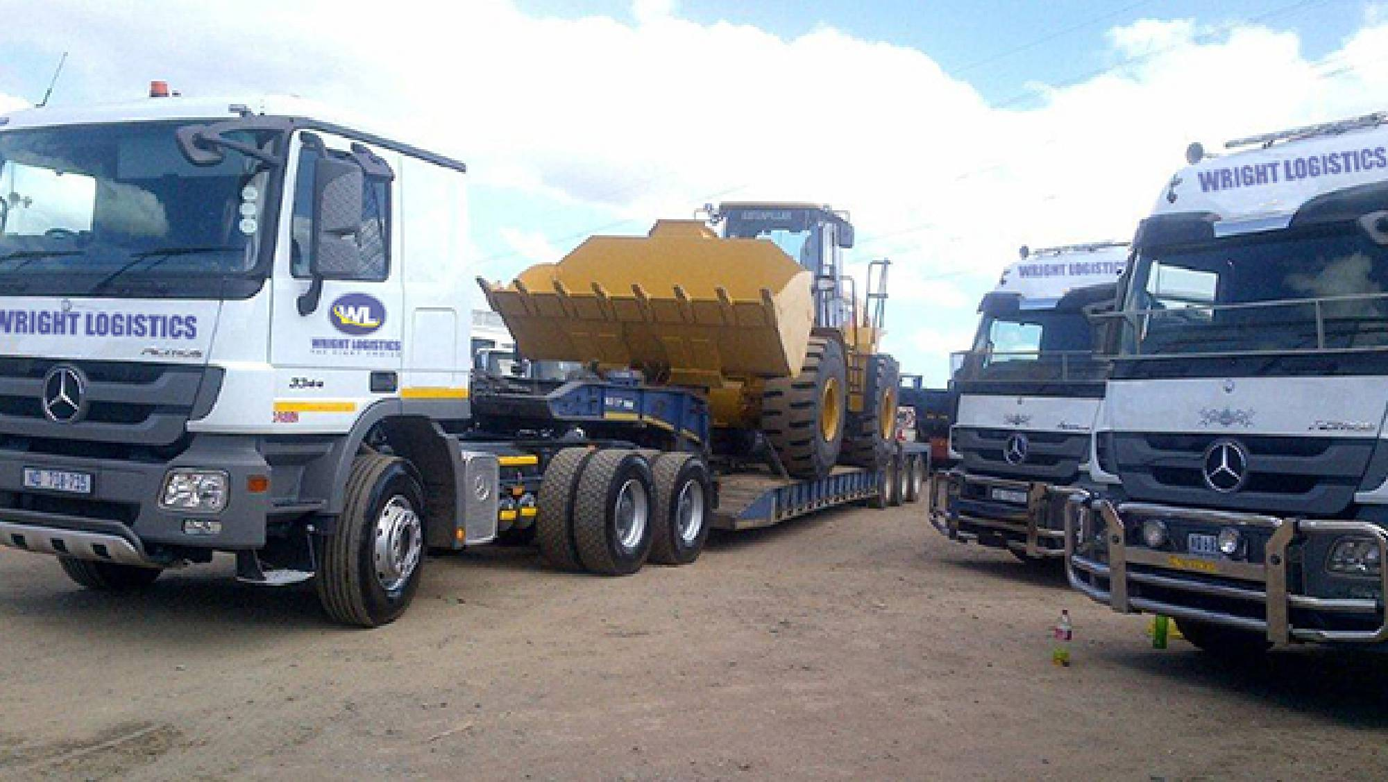 WRIGHT LOGISTICS - Abnormal loads